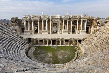 Эфес и Памуккале из Бодрума - Экскурсии в Бодруме - Turteka