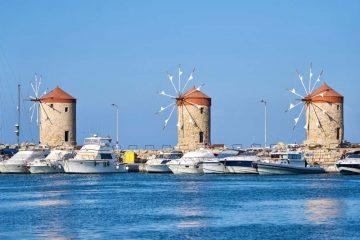 Остров Родос из Фетхие - Билет на паром - Цена и Отзывы