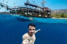 Морская Прогулка в Бодруме - Экскурсия на яхте - Цена и Фото