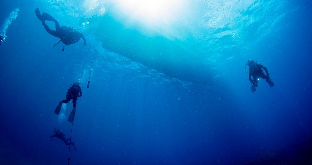 Дайвинг в Бодруме - Погружение с аквалангом - Фото и Цена