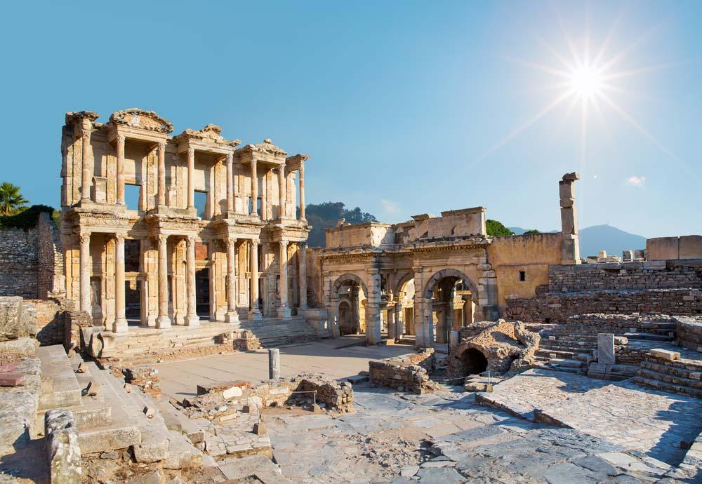 Экскурсия в Эфес из Бодрума - Экскурсии в Бодруме - Turteka