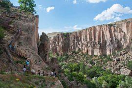 Зелёный тур в Каппадокии 2020 - Долина Ихлара- Фото и Отзывы