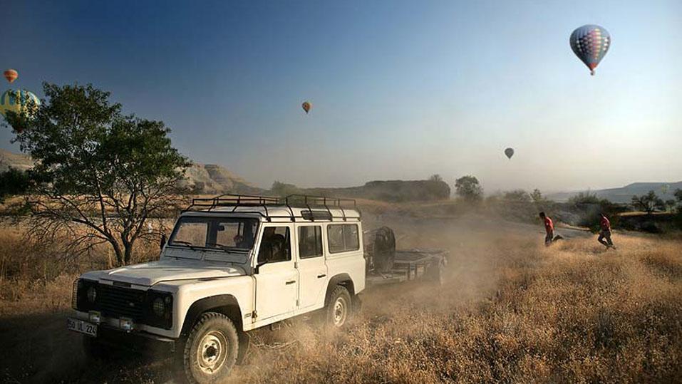 Джип Сафари в Каппадокии - Программа - Фото - Цена и Отзывы
