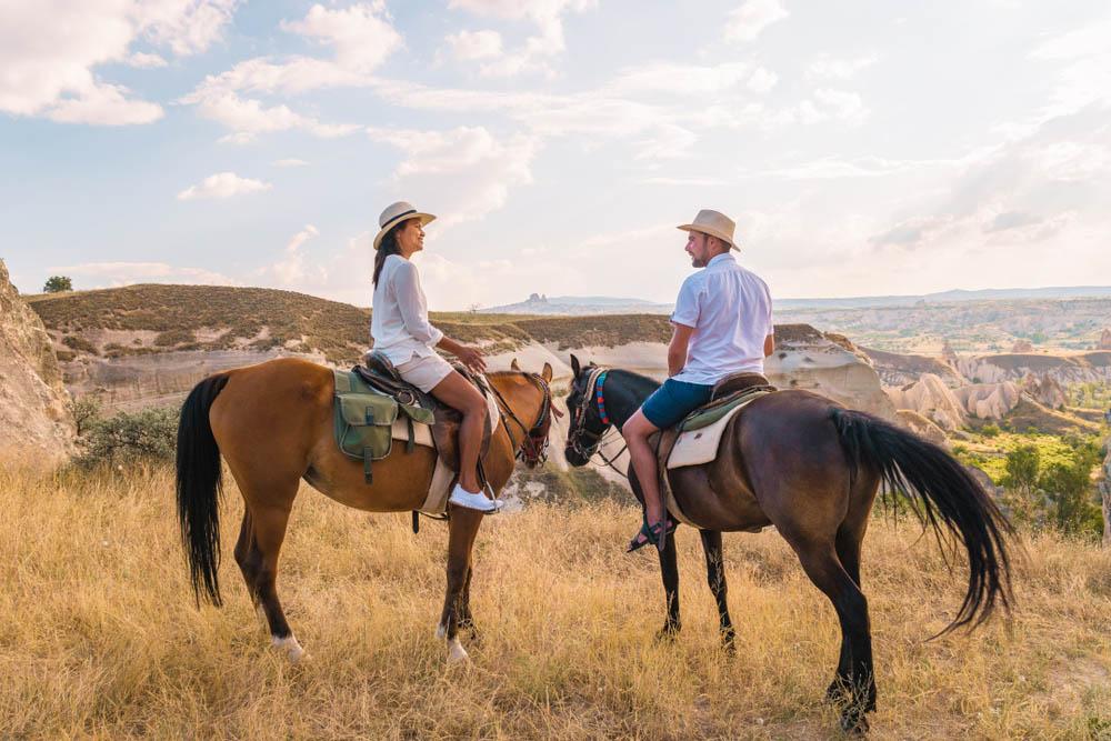 Сафари на лошадях в Каппадокии - Программа - Цена и Отзывы