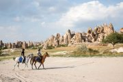 Сафари на лошадях в Каппадокии - Экскурсии в Каппадокии