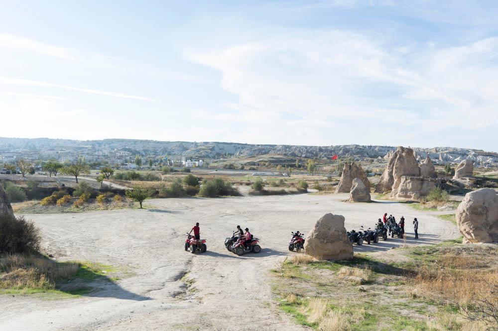 Сафари на квадроциклах в Каппадокии - Экскурсии в Каппадокии