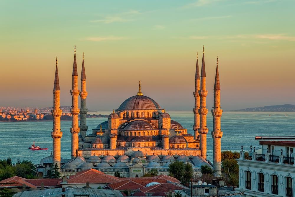 Османская Реликвия в Стамбуле