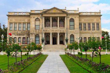 Дворец ДолмабДворец Долмабахче и 2 Континента - Экскурсии в Стамбулеахче и 2 Континента - Экскурсии в Стамбуле