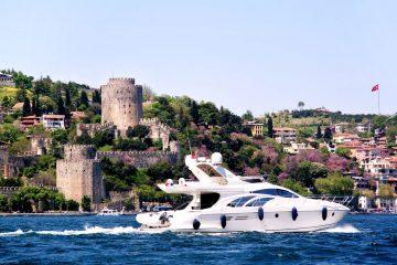 Аренда яхт в Стамбуле - Индивидуальные Экскурсии в Стамбуле