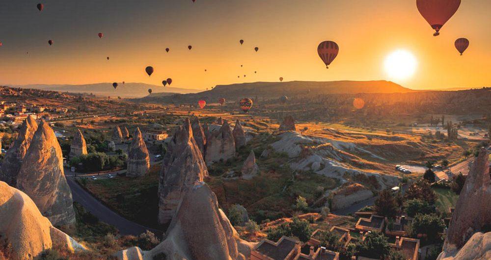9 Удивительных Фактов о Каппадокии - Все о Каппадокии - Turteka
