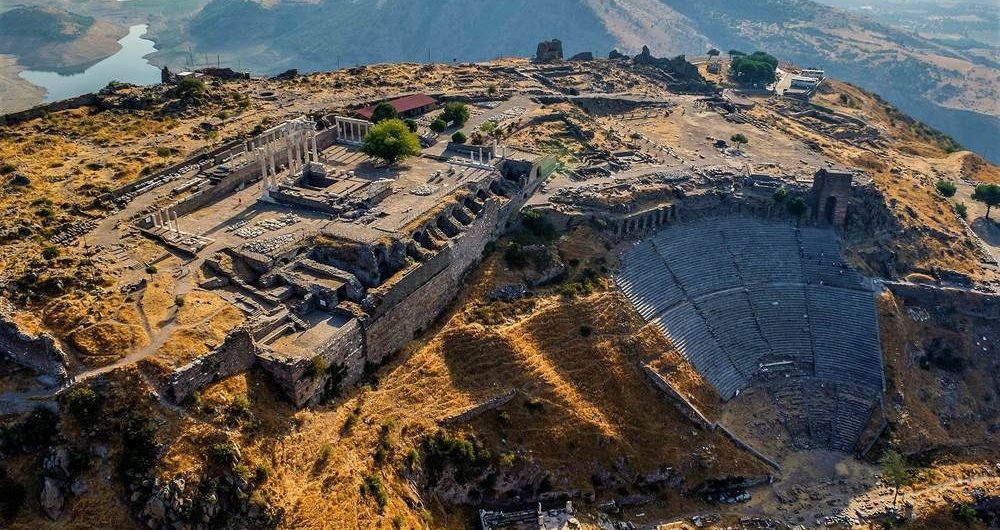 Древний Пергам – Современный Город Бергама - Экскурсии в Турции