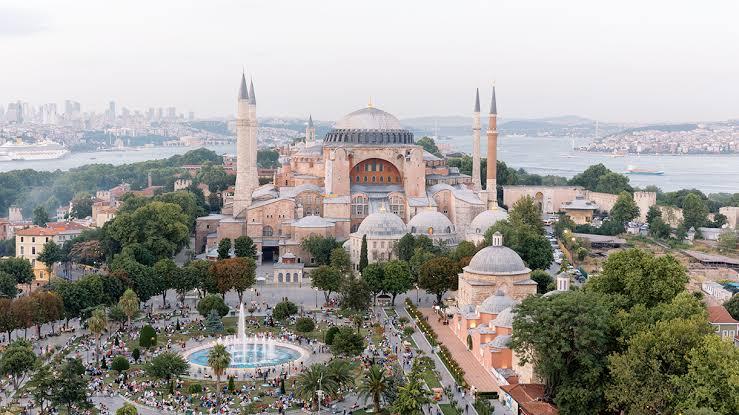Достопримечательности Стамбула на карте 2020 - Арбат Тревел