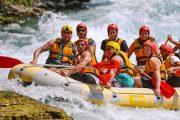 Рафтинг в Сиде - Сплав по реке в Сиде - Цена - Фото и Отзывы