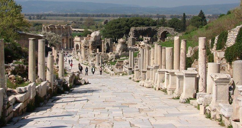 Экскурсия в Эфес из Кушадасы - Описание тура - Цена и Отзывы