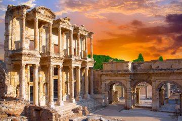 Экскурсия в Эфес из Кушадасы