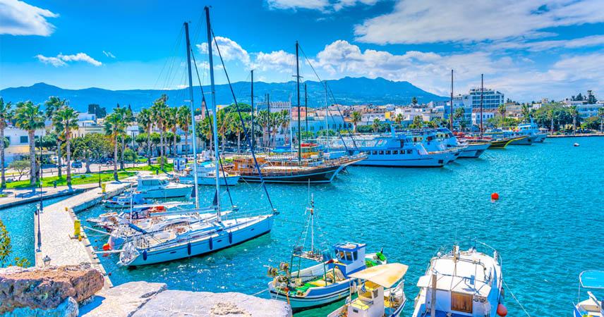 История и культура острова Кос
