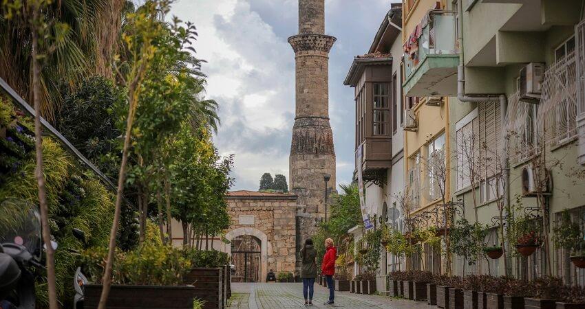 Экскурсия в Анталию из Кемера