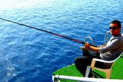 Рыбалка в Кемере