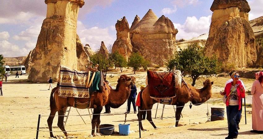Экскурсия в Каппадокию из Сиде