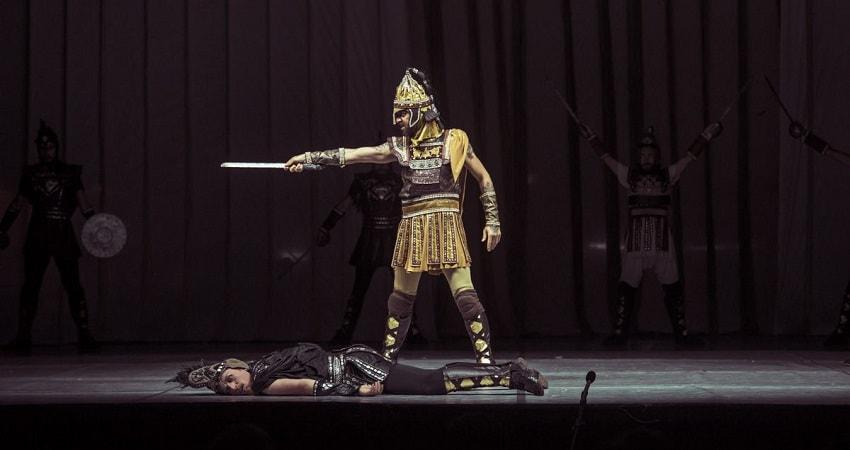 Огни Анатолии в Сиде