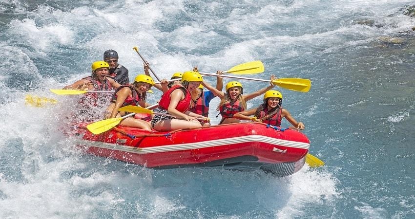Рафтинг в Кемере 2020 - Сплав по реке! - Фото - Цена и Отзывы