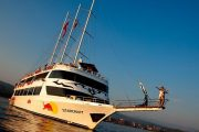 Яхта Старкрафт из Сиде - Описание тура - Цена и Отзывы