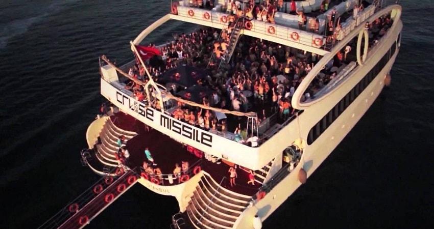 Старкрафт - Морская прогулка в Сиде - Яхт тур Starcraft из Сиде