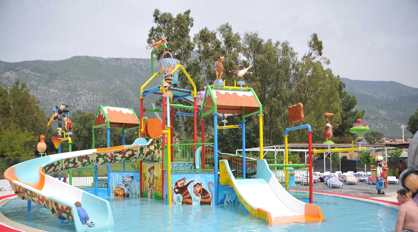 Аквапарк в Фетхие - Фетхие Water World Aqua Park