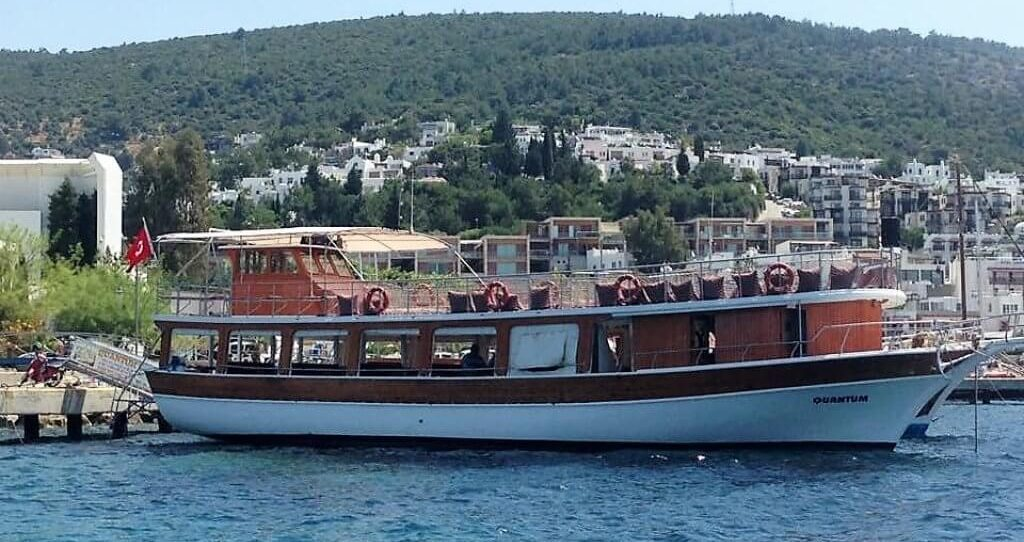 Морская Прогулка в Бодруме - Яхт тур в Бодруме - Turteka