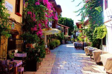 Экскурсия в Анталию из Сиде - Программа - Цена и Отзывы