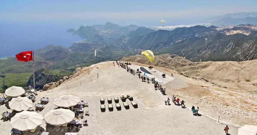 Гора Тахталы — Канатная Дорога в Кемере - Цена и Отзывы