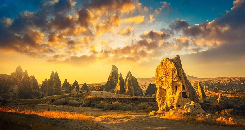 Экскурсия в Каппадокию из Кемера