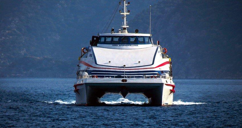 Остров Родос из Фетхие - Фетхие Родос Экскурсия - Turteka