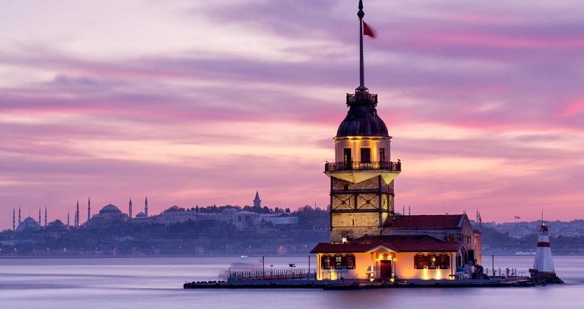 Экскурсия в Стамбул из Сиде - На самолете - Цена и Отзывы