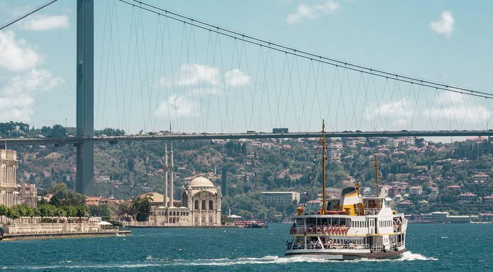 Круиз по Босфору в Стамбуле - Экскурсия по Босфору в Стамбуле