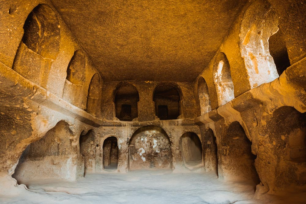 Каппадокия из Белека на 2 дня - Белек Каппадокия Экскурсия