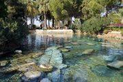 Памуккале и Озеро Салда из Белека - Белек Салда и Памуккале Тур
