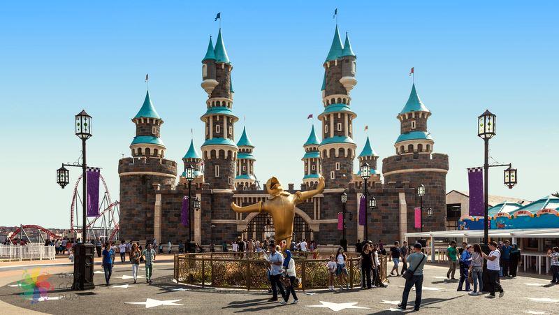 Исфанбул - Виаленд - Развлекательный Парк в Стамбуле