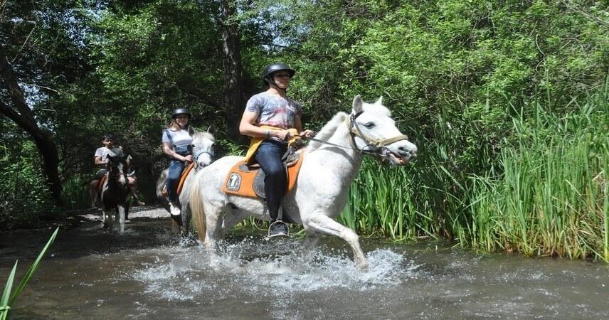 Прогулка на лошадях в Кемере - Кемер Сафари на Лошадях
