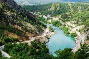 Экскурсия по Зеленому Каньону из Сиде - Экскрусии в Сиде