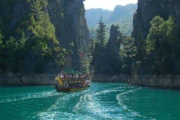 Экскурсия по Зеленому Каньону из Сиде - Программа - Цена и Отзывы