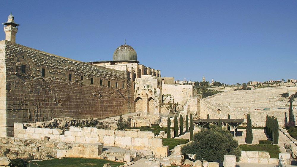 Экскурсия в Израиль из Алании - Стена Плача - Храмова гора
