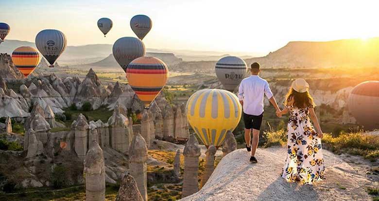 Экскурсия Парад шаров на рассвете в Каппадокии - Цена и Отзывы