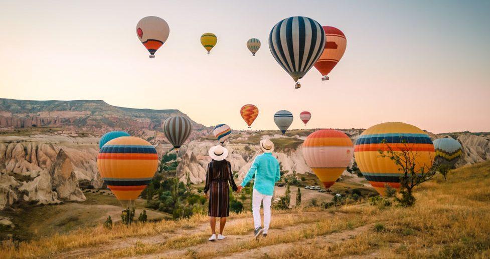 Экскурсия Парад шаров на рассвете в Каппадокии - Turteka