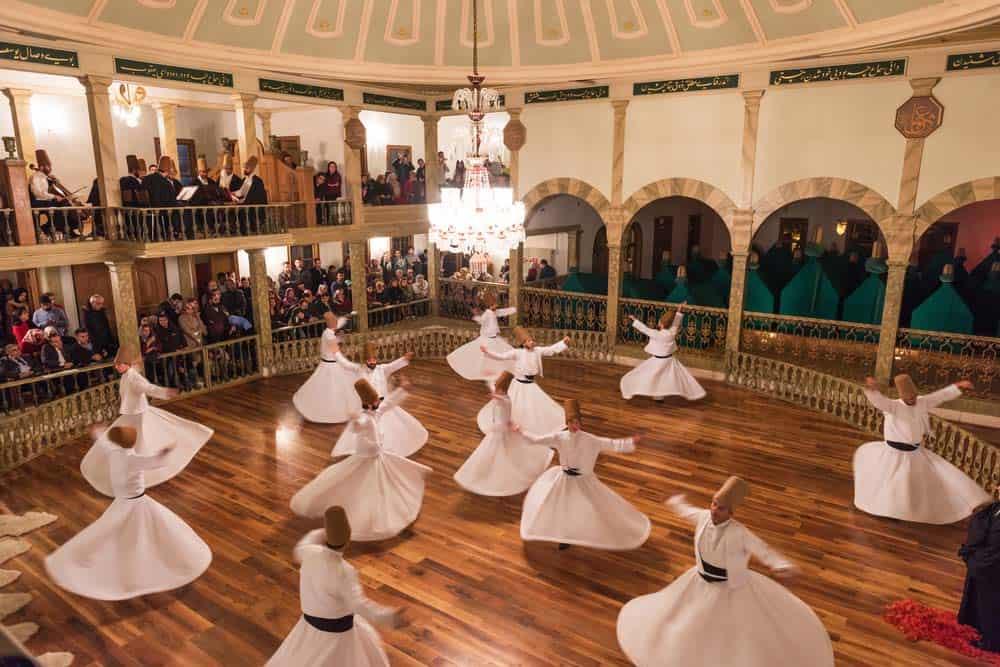 Сема церемония в Стамбуле - Экскурсии в Стамбуле - Turteka