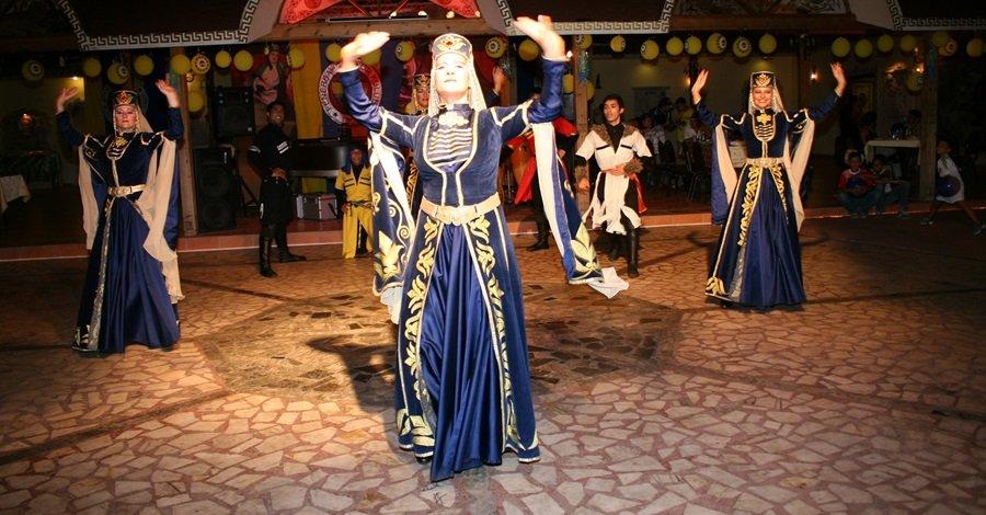Турецкая ночь в Мармарисе