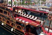 Пиратский Корабль в Мармарисе – Davy Jones - Turteka