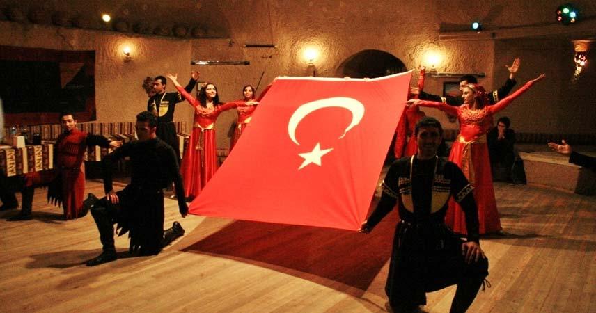 Турецкая ночь в Мармарисе - Традиционные угощения - Фото и Цена