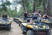 Квадроциклы и Багги в Мармарисе