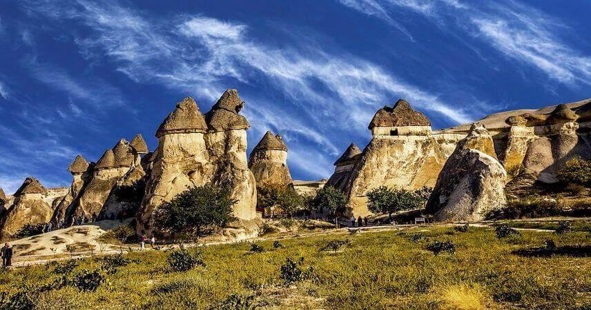Экскурсия в Каппадокию из Кемера - Программа - Цена и Отзывы